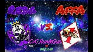 AFFA vs REBG CvC & Pat B vs DerOttOGamerTV - Cold As Ice (lll_-DuOttO-_lll & CvC 1 Game)