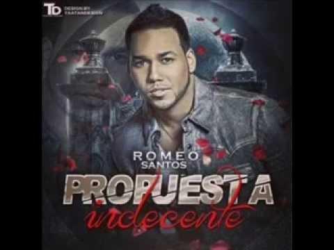 Romeo Santos Propuesta indecente