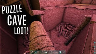 NEWEST LOOT CAVE IN RAGNAROK - LifesLabyrinth Cave How to - Official PVP (E57)