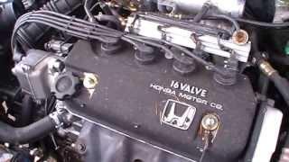 Honda Civic Automatic Transmission Fluid change