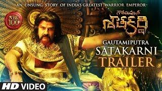 Gautamiputra Satakarni Trailer, GSK Trailer, NBK100, N.Balakrishna, Shriya Saran, Telugu Movies 2017