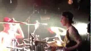 Niklas Vestaby - Remedy (new song) drumcam