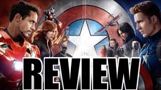 CAPTAIN AMERICA: CIVIL WAR *REVIEW*