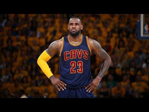 LeBron James Top 10 Finals Plays