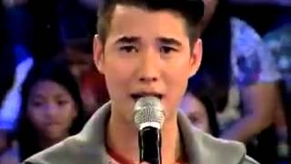 Mario Maurer on Gandang Gabi Vice