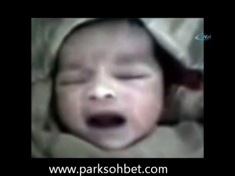 Suriyeli Yeni Doğan Allah diyen Bebek