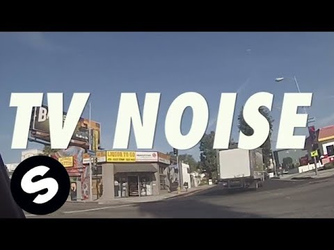 TV Noise - The Hold  (OUT NOW)
