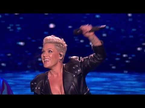 Xxx Mp4 P Nk Live At The BRIT Awards 2019 3gp Sex