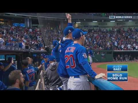 Chicago Cubs Winning it all