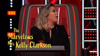Kelly Clarkson Brings the Laughs in