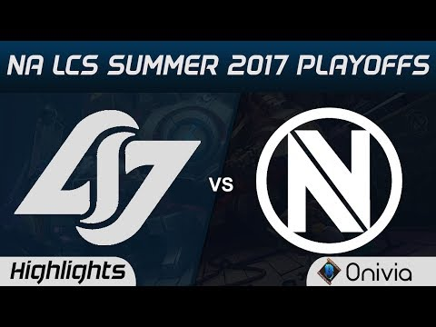 Xxx Mp4 CLG Vs NV Highlights Game 5 NA LCS SUMMER 2017 PLAYOFFS Counter Logic Gaming Vs EnvyUs By Onivia 3gp Sex