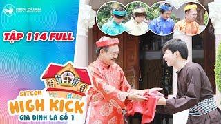 Gia đình là số 1 sitcom   tập 114 full: Kim Long lập kỳ tích và được nhập hộ khẩu nhà ông Đức Nghĩa
