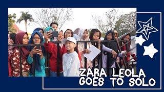 ZARA LEOLA GOES TO SOLO