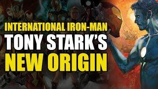 Tony Stark's New Origin (ANAD International Iron Man)
