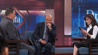 Dr. Phil Shares A Personal Story About Tragedy In The Hopes Of Inspiring Exes At Odds To Change T…
