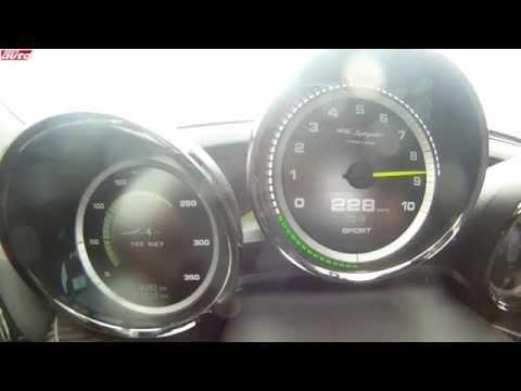 0-333 km/h Porsche 918 Spyder Acceleration Launch Control Test sport auto