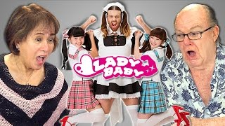 ELDERS REACT TO LADYBABY