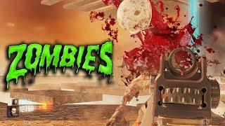 CRAZY SQUARE PARKOUR CHALLENGE (Black Ops 3 Zombies)