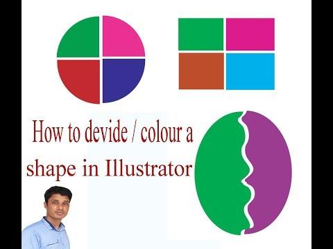Xxx Mp4 How To Divide Any Shape Or Color In Adobe Illustrator কিভাবে ইলাস্ট্রেটরে এ সেপ ভাগ কালার করা হয় 3gp Sex