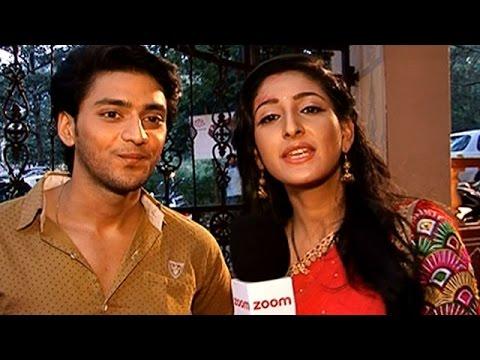 Kinshuk Teases Shivya On The Sets On 'Ek Rishta Sajedhari Ka' | #TellyTopUp