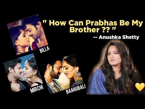 Xxx Mp4 Anushka Shetty Gives A Clarity On Prabhas Prabhas And Anushka Rana Daggubati 3gp Sex
