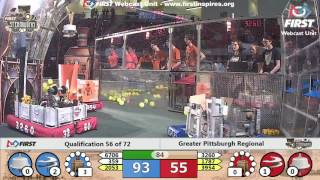 Qual 56 - 2017 Greater Pittsburgh Regional