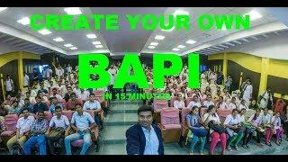 SAP BAPI Creation in 15 min