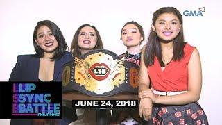 Lip Sync Battle Philippines: Hindi pakakabog!   Teaser Ep. 13