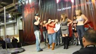 AVN 2011 - Amateur MILF contest finale