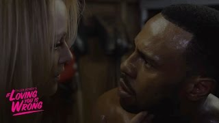 Alex Succumbs to Temptation   Tyler Perry's If Loving You Is Wrong   Oprah Winfrey Network