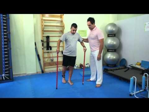 Fisioterapia Esportiva Reabilitação de Joelho Atleta André Ottoni
