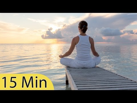 15 Minute Super Deep Meditation Music Relax Mind Body Inner Peace Relaxing Music ☯2563B
