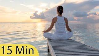 15 Menit Musik Meditasi, Musik Yang Menenangkan, Stress Relief Musik, ☯2563B