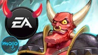 Top 10 Worst EA Games