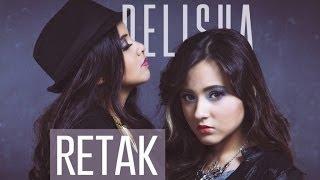 Delisha - Retak (Lirik)