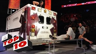 Top 10 WWE Raw moments: January 5, 2015
