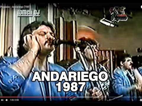 Grupo Pegasso Andariego 1987