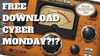 Free Download Cyber Monday | Waves Audio H-Comp Plugin | Deals 2018