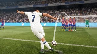 COMPILATION MES BEST GOALS ! FIFA 17