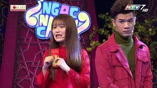 Ngạc Nhiên Chưa   Tập 124 Teaser: Nguyên Thành - Han Sara (21/02/2018)