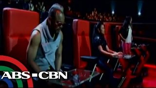 First 4-chair turn on 'Voice PH'