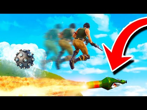 Xxx Mp4 How To SOLO ROCKET RIDE In Fortnite Battle Royale 3gp Sex