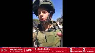 SADIS!!! DETIK DETIK ANAK PALESTINA DITEMBAK TENTARA ISRAEL
