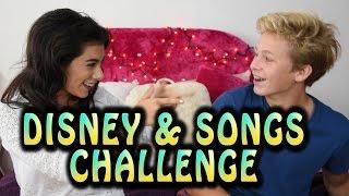 Giselle y Jordan - Disney and songs Challenge!