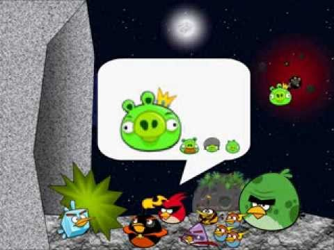 Custom Angry Birds Space Animation The Uber Pig