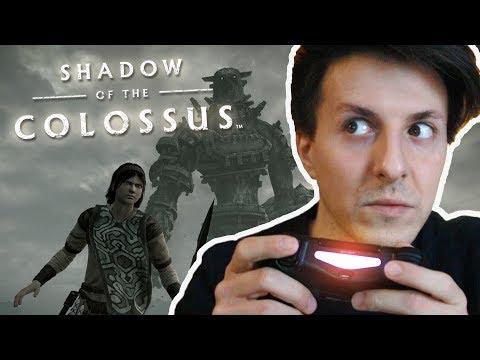 Le Emozioni di una volta - SHADOW OF THE COLOSSUS PS4 n.3