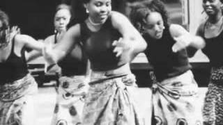 African Dance Brian Jarawa Gray