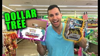 BOUGHT EVERY PACK! - Opening TONS OF DOLLAR TREE POKEMON CARD PACKS! (INCREDIBLE RARE CARDS PULLED!)