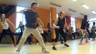 Workshop DANCEHALL, Anet Antošová in Brno 6.3.2016