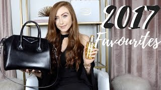 MY 2017 FAVORITES - Best of Beauty, Fashion, Hair, Skincare, Books & More!